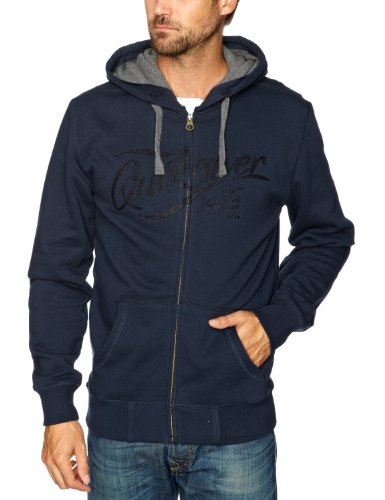 Quiksilver Cubed-KPMSW162 Men's Sweatshirt Navy Small