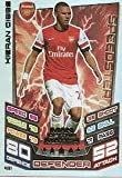 Match Attax 2012/2013 Man of the Match - 401 Arsenal KIERAN GIBBS
