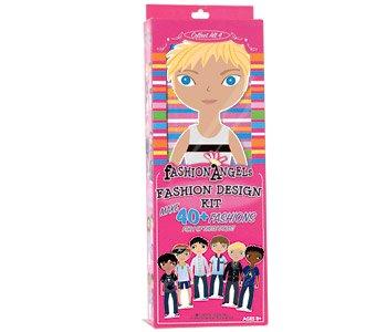 Fashion Design Kit Single Boyfriend - Jared - Buy Fashion Design Kit Single Boyfriend - Jared - Purchase Fashion Design Kit Single Boyfriend - Jared (Fashion Angels, Toys & Games,Categories,Dolls,Fashion Dolls)