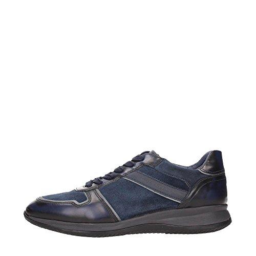 Docksteps DSE10381 Sneakers Uomo Pelle BLUE BLUE 43
