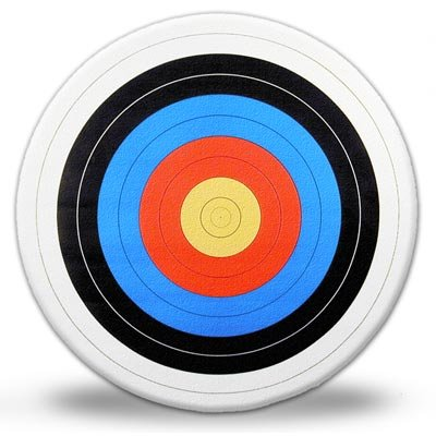 how to make a cheap archery target