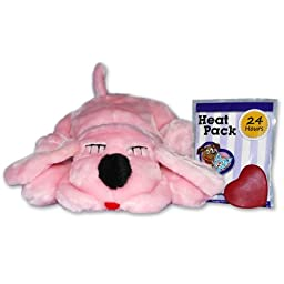 Smart Pet Love Snuggle Puppy Behavioral Aid Toy, It\'s a Girl, Pink