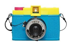 Lomography Diana F+ Camera with Flash - CMYK
