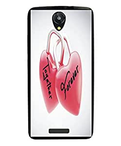 Techno Gadgets back Cover for Panasonic T45