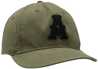 A. Kurtz Men's Eli Baseball Cap, Military, One Size