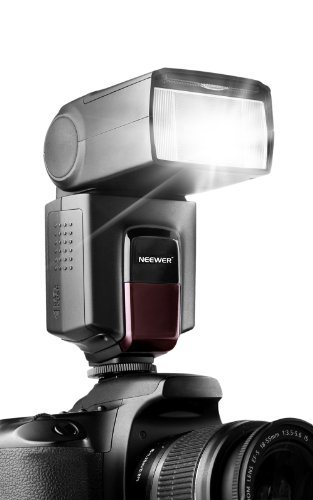 Neewer TT520 Flash Speedlite for Canon/Nikon Digital SLR Cameras