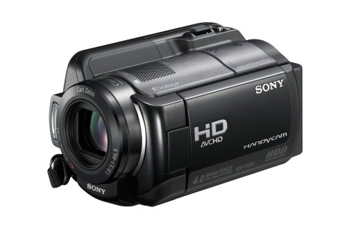 Sony HDRXR200VE High Definition Handycam Camcorder with Built-In 120GB Hard Disc Drive (50hrs)