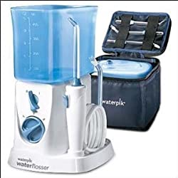 Irrigador Dental WATERPIK TRAVELER WP300 Nuevo Modelo