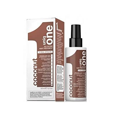 Uniq One Revlon Unique One Coconut All in One Hair Treatment 2 Pack 5.1 oz