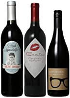 Rosy Red Valentine Mixer Mixed Pack, 3 x 750 mL from Rainier Wine