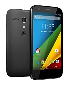 Moto G 4G SIM-Free Smartphone - Black (8GB)  - Discontinued by manufacturer