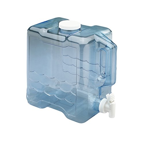 Arrow Home Products 00743 2 Gallon Slimline Beverage Container in Clear (Water Pitcher Glass 2 Gallon compare prices)