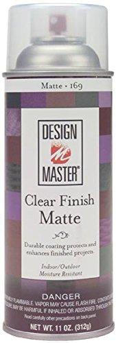 design-master-dm-hdf-169-home-decor-finish-aerosol-spray-11-ounce-clear-matte