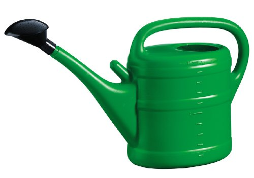 Tierra Garden 5010G 2.7-Gallon Watering Can, Green