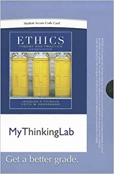 ethics theory and practice 11th edition free download pdf