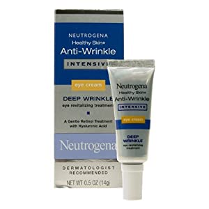 Neutrogena Healthy Skin Eye Cream, Anti-Wrinkle Intensive 0.5 z (14 g)