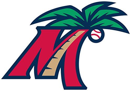 fort-myers-miracle-milb-minor-baseball-sport-art-vinyl-sticker-aufkleber-home-decor-35-x-25-cm