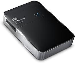 WD My Passport Wireless 2 TB Wi-Fi Mobile Storage (WDBDAF0020BBK-NESN)