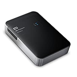 WD My Passport Wireless 2 TB Wi-Fi Mobile Storage (WDBDAF0020BBK-NESN)