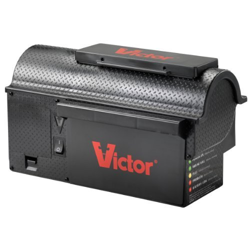 Victor Multi-Kill Electronic Mouse Trap M260 Outdoor/Garden/Yard Maintenance (Patio & Lawn Upkeep)