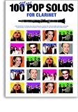 echange, troc Wise Publications - 100 More Pop Solos for Clarinet - Sheet Music Book