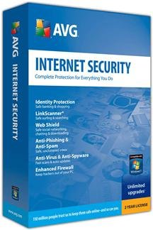 AVG Internet Security 9.0 - 2 Year