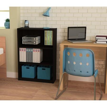 Ameriwood 3-shelf Bookcase, Multiple Finishes Ameriwood 3 Shelf Bookcase