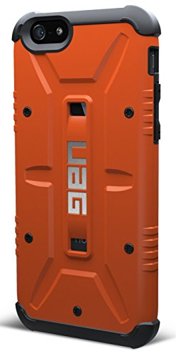 日本正規代理店品URBAN ARMOR GEAR iPhone 6 (4.7インチ)用コンポジットケース オレンジ UAG-IPH6-RST