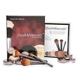 Fresh Minerals Make Up Starter, Gift Set 1 Kit
