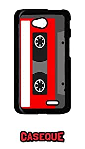 Caseque Ripe Cassette Back Shell Case Cover For LG L70