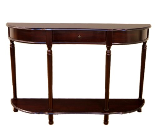 Frenchi Home Furnishing Console Sofa Table with Drawer (Sofa Tables Living Room compare prices)