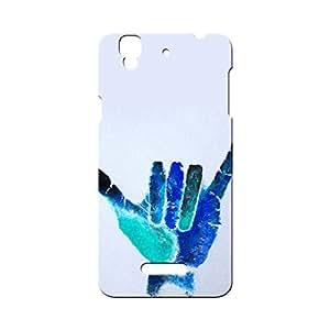BLUEDIO Designer Printed Back case cover for Micromax Yu Yureka - G2240