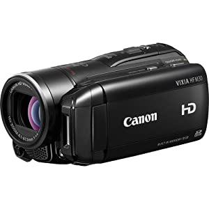 Canon VIXIA HF M30 Full HD Camcorder with 8GB Flash Memory