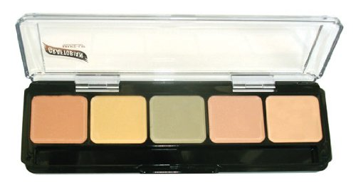 HD High-Definition Glamour Corrector Palette