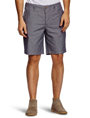 Farah 1920 The Tailor Men's Shorts Deep Indigo W32 IN