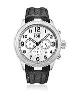 Cerruti 1881 Reloj de cuarzo Man CRA104SN04BK 45 mm