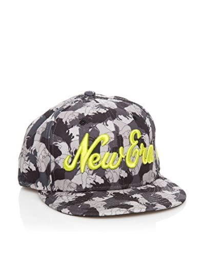 New Era Gorra Buffalo Camo 59Fifty Urban Gris / Negro