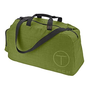 T-Tech by Tumi Gym Bag, Green, One Size