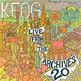 KFOG Live From The Archives 20 CD