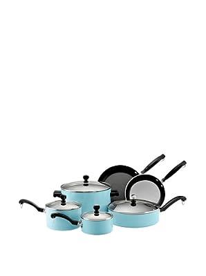 Farberware Classic Colors 12-Piece Cookware Set