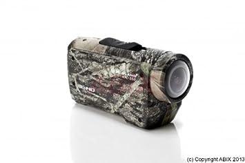Midland XTC-350 Caméscope de poche avec Carte SD Vert