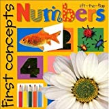 img - for Numbers (First Concepts lift-the-flap book) book / textbook / text book