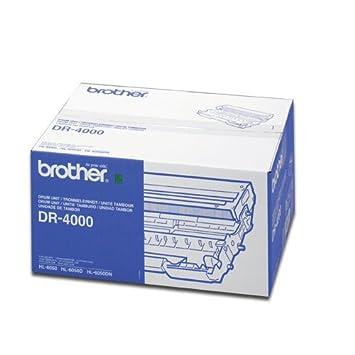 Brother hL-dR - 6050 4000) unité tambour d'origine noir