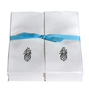 Personalized 200 Disposable Guest Nature 39 S Linen Hand Towels