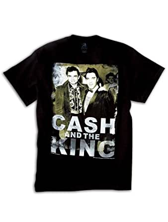 Cash And The King Big & Tall Short Sleeve Graphic T-Shirt