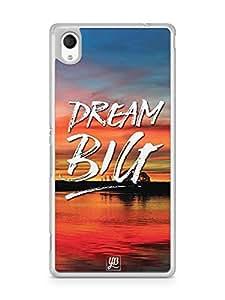 YuBingo Dream BIG Designer Mobile Case Back Cover for Sony Xperia M4