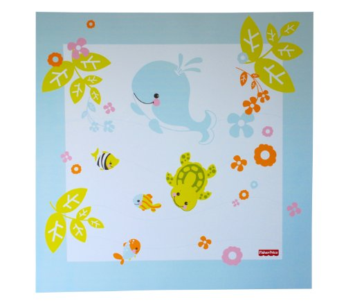 Buy nursery - East Coast Nursery Fisher-Price Under The Sea Splash Mat