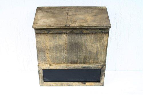 Briefkasten Holz Antik : briefkasten aus holz antik lasiert shabby landhaus ean 8716684031163 ~ Sanjose-hotels-ca.com Haus und Dekorationen