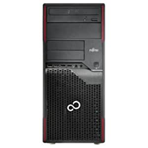 Fujitsu  ESPRIMO P910 ZERO Desktop-PC (Intel Core i5 3470, 3,2GHz, 4GB RAM, 128GB HDD, Intel HD 2500, DVD, Win 8 Pro)