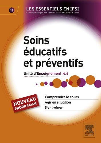 Soins éducatifs et préventifs: Unité d'enseignement 4.6